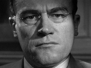 E. G. Marshall in 12 Angry Men