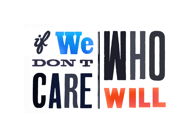 If We Don't Care, Who Will?, by Samuel Muir